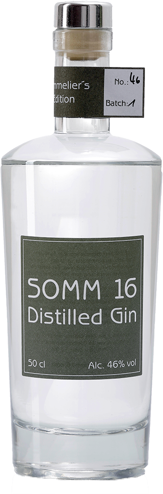 Somm16 Distilled Gin